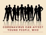 Young People Can Get Affected By Coronavirus