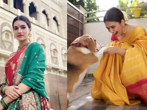 Gudi Padwa And Ugadi Fashion Ideas From Bollywood Divas In The Times Of Coronavirus