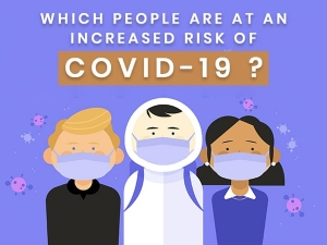 People Who Are At A Higher Risk Of Coronavirus