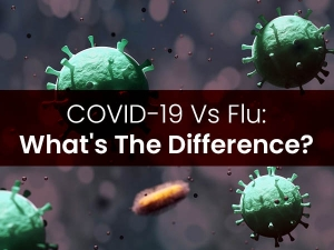 Coronavirus Vs Flu Differences