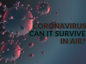 Coronavirus Can It Spread Through Air