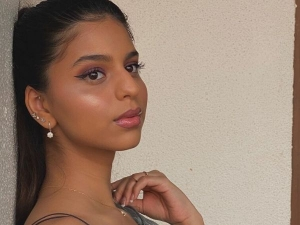 Suhana Khan Is Experimenting And Learning Make Up Tips During Quarantine