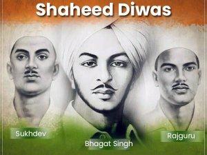 Shaheed Diwas 2020: The Day When Bhagat Singh, Sukhdev And Rajguru Sacrificed Their Lives