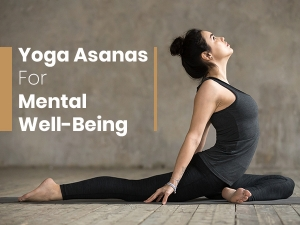 Yoga Asanas For Mental Well Being