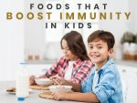 Foods For Kids To Boost Immunity And Fight Covid