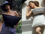 Tamannaah Bhatia Halle Berry And Other Divas Nail Quarantine Pillow Challenge
