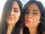 Katrina Kaif No Makeup Look While In Lockdown