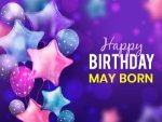 Personality Traits Of People Born In May
