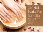 Diy Nail Soaks To Get Beautiful And Strong Nails