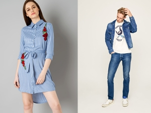 Blue Shirt Combination Ideas For Men And Women