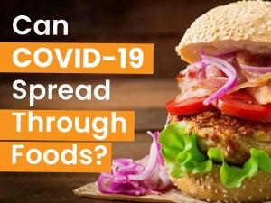 Can Covid 19 Spread Through Takeaways