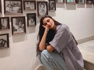 Athiya Shetty S Casual Fashion Look Photoshoot
