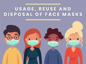 How To Use Dispose And Reuse Face Mask During Covid