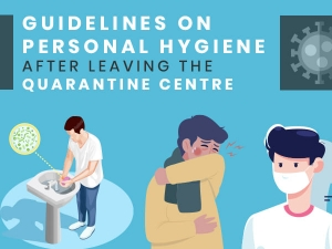 Guidelines For Personal Hygiene After Person Discharged From Quarantine