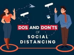 Coronavirus Dos And Don Ts Of Social Distancing