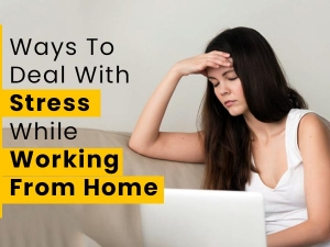 Ways To Relieve Stress While Working From Home