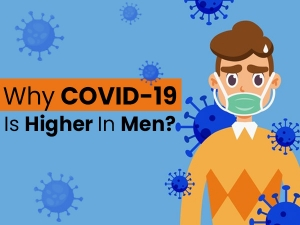 Why Do More Men Die Of Covid 19 Compared To Women