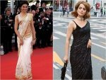 Deepika Padukone Nandita Das And Other Actresses Best Sarees At Cannes Film Festival