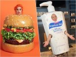Katy Perry S Toilet Roll And Other Costumes On Instagram