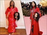 Mindy Kaling S Metgalachallenge Look Of Jared Leto On Her Instagram
