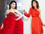 Kareena Kapoor Khan Urvashi Rautela And Other B Town Divas In Red Gown