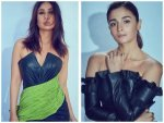 Kareena Kapoor Khan Alia Bhatt And Other B Town Fashionistas In Leather Outfit