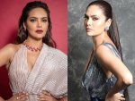 Rejct X2 Actress Esha Gupta In Fashionable Gowns
