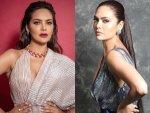 Rejct X2 Actress Esha Gupta In Fashionable Gowns