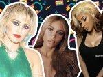 The Best Instagram Beauty Looks Of The Week Kim Kardashian Miley Cyrus Priyanka Chopra