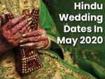 Auspicious Hindu Wedding Dates In May