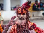 Why Do Sadhus Have Thick Strands Of Hair