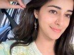 Ananya Pandey S Minimalist And Glamorous Eid Look