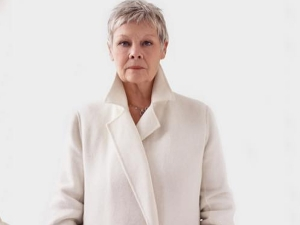 Dame Judi Dench Becomes The Oldest Person To Feature On Vogue Magazine Cover