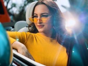 The Top Five Outfits Of Sonakshi Sinha From Her Instagram Feed