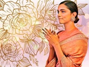 Deepika Padukone S Top Five Regal Sarees On Her Instagram