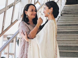 Soni Razdan And Alia Bhatt Sridevi And Janhvi Kapoor And Other Mother Daughter On Mother S Day