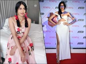 Actress Adah Sharma S Fashion On Her Birthday