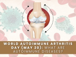 World Autoimmune Arthritis Day Autoimmune Diseases And Types