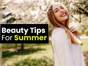 Beauty Tips For Summer