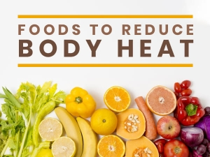 Foods To Reduce Body Heat This Summer
