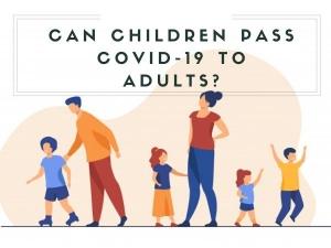 Can Children Pass The Coronavirus To Adults