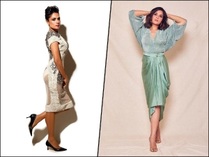 Richa Chadha S Bold Western Outfits On Instagram