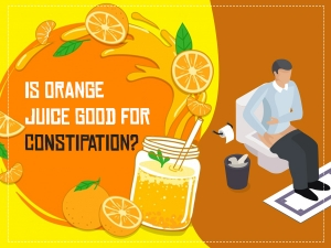 Orange Juice For Constipation
