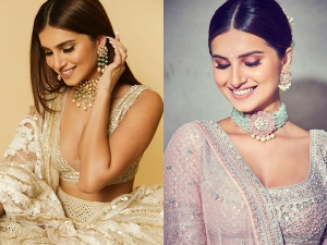Tara Sutraia Gives Wedding Fashion Goals In Four Different Beautiful Lehengas