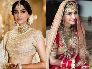 Sangeet To Wedding Sonam Kapoor Ahuja S All Outfits Decoded On Her Wedding Anniversary