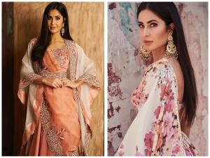 Five Wedding Perfect Designer Lehengas Of Katrina Kaif