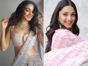 Kabir Singh Actress Kiara Advani Gives Ethnic Fashion Goals