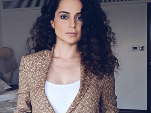 Kangana Ranaut Gives Sneak Peek Of Her Production House As She Turns Cover Star