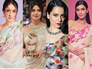 Bollywood Divas Who Paired Their Pretty Saree With Strapless Blouse