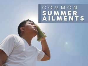 Common Summer Ailments And Ways To Prevent Them